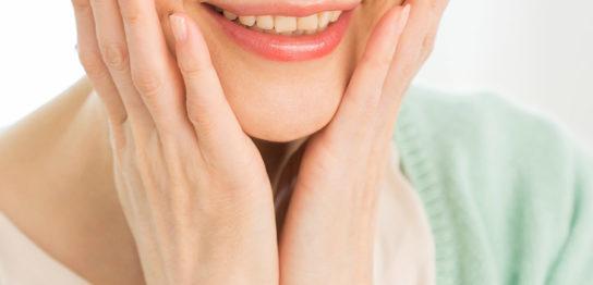 見えない部分入れ歯